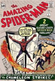 Amazing Spiderman Comics (1963 Series)